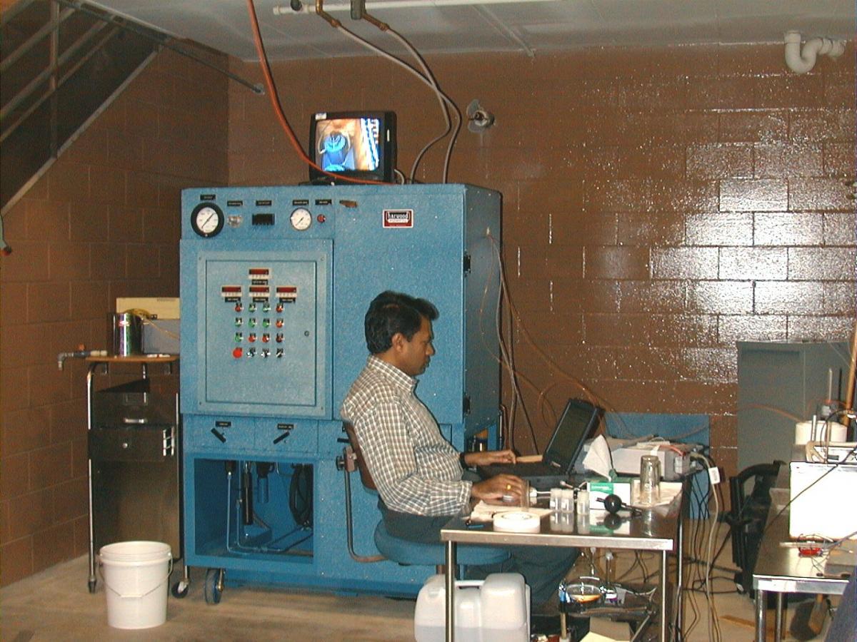 High Pressure Processor